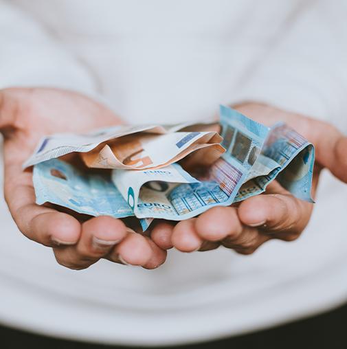 Geld Onlinebusinesscamp