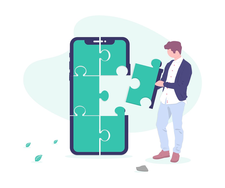 Das passende Stück im Puzzle - Online Business Camp